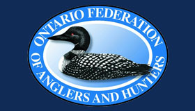 Company Logo ontario federation of anglers and hunters